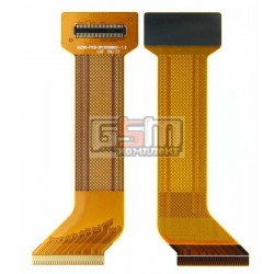 Шлейф для LG KG290/MG290 с компонентами оригинал
