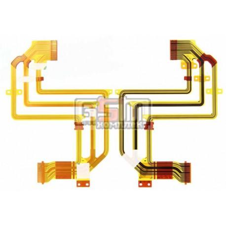 Шлейф для Sony DCR-HC7, DCR-HC9, DCR-SR10, DCR-SR220, HDR-HC5, HDR-SR10E, дисплея