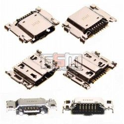 Коннектор зарядки для Samsung I9200 Galaxy Mega 6.3, I9205 Galaxy Mega 6.3, I9300 Galaxy S3; планшета Samsung P601 Galaxy Note 1