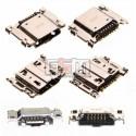 Коннектор зарядки для Samsung I9200 Galaxy Mega 6.3, I9205 Galaxy Mega 6.3, I9300 Galaxy S3; планшета Samsung P601 Galaxy Note 10.1