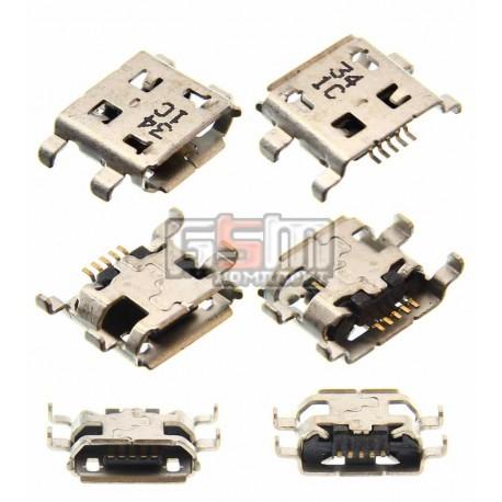 Коннектор зарядки для Blackberry 8900, 9500, 9530, 9630, Z10
