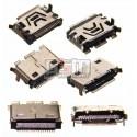 Коннектор зарядки для LG KC550, KE280, KE290, KE360, KE500, KE600, KE660, KE770, KE990, KF300, KF350, KF600, KG270, KG280, KG800, KM900, KP100, KP106, KP110, KP199, KP215, KP265, KR970, KR990, KS360, KU990, MG160