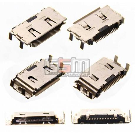Коннектор зарядки для Samsung C3010, C3011, G400, I550, I560, I7110, I740, S3600, S5200