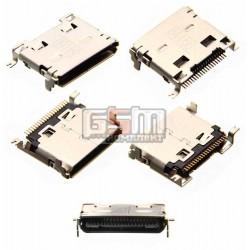 Коннектор зарядки для Samsung C520, E200, E390, E420, E570, E590, E740, E790, E950, I520, I600, J600, M300, U300, Z230