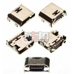 Коннектор зарядки для Samsung I9080 Galaxy Grand, I9082 Galaxy Grand Duos, оригинал, #3722-003700