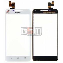 Тачскрин для Huawei Ascend G630-U00, Ascend G630-U10, Ascend G630-U251, белый