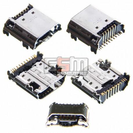 Коннектор зарядки для планшета Samsung P5200 Galaxy Tab3, P5210 Galaxy Tab3, T210, T2100 Galaxy Tab 3, T2110 Galaxy Tab 3