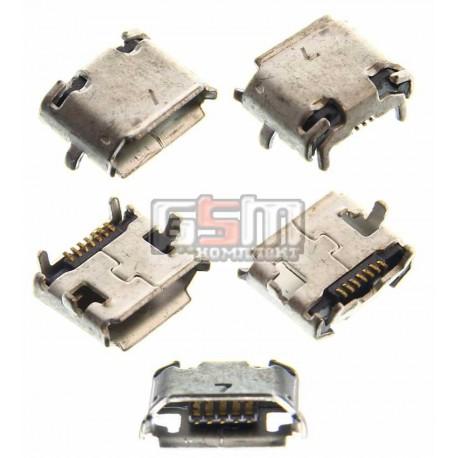 Коннектор зарядки для Samsung B7300, I8330, M8910, M900, S8500 Wave