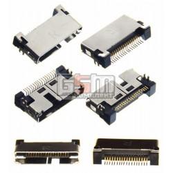 Коннектор зарядки для LG B1300, G3100, G5310, G5400
