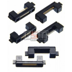 Коннектор зарядки для Sony Ericsson C702, J10i2 Elm, J20