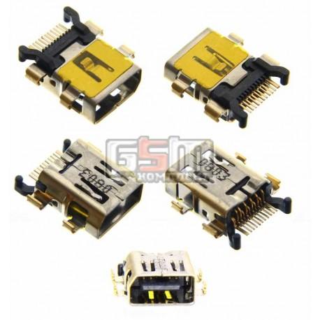 Коннектор зарядки для Dopod S600; HTC P3450, Touch