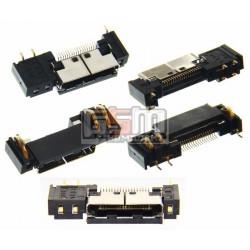 Коннектор зарядки для LG 510, 510W, 512W, G1500, G3100, G5200, G5210, G5220C, G5300, G7070, G7100, G7120, W3000, W5200, W5210, W5300