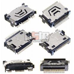 Коннектор зарядки для LG KE820, KE850, KG320, KS50, KU311, KU800