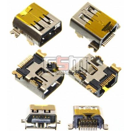 Коннектор зарядки для HTC A6262 Hero, F3188 Smart, G3