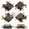 Коннектор зарядки для HTC myTouch 4G, T320e One V , T326e Desire SV, T328e Desire X, T328w Desire V
