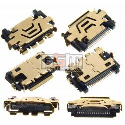 Коннектор зарядки для LG KE970, KF510, KF750, KM500, KP500
