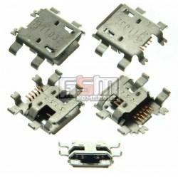 Коннектор зарядки для HTC A6380 Gratia , A8181 Desire, G7, T5555 HD Mini , X515m, Z710e Sensation, Z715e Sensation XE