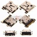 Коннектор зарядки для LG G3 D850, G3 D851, G3 D855, G3 F400, G3 LS990 for Sprint, G3 VS985, 11 pin, micro-USB тип-B