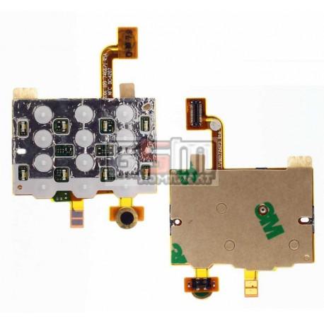 Клавиатурный модуль для Sony Ericsson S500, W580, нижний