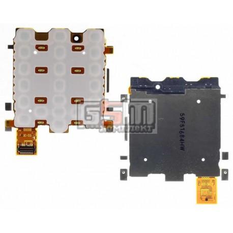 Клавиатурный модуль для Sony Ericsson W350