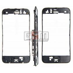 Рамка крепления тачскрина для Apple iPhone 3G, iPhone 3GS, черная
