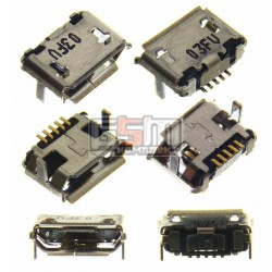 Коннектор зарядки Micro-USB тип 1