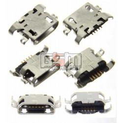 Коннектор зарядки для Lenovo A300, A328, A360, A369i, A390,A510, A516, A560, A589, A630, A660, A670, A706, A830, A850, P780, S650, S720, S820, S880, s960, Lenovo IdeaPad S6000,