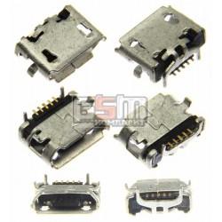 Коннектор зарядки Micro-USB тип 8