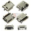 Конектор зарядки Micro-USB тип 8