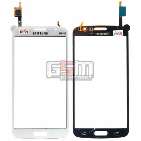 Тачскрин для Samsung G7102 Galaxy Grand 2 Duos, G7105 Galaxy GRAND 2, G7106, белый