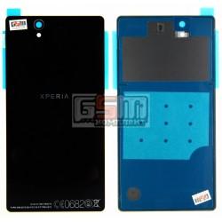 Задняя панель корпуса для Sony C6602 L36h Xperia Z, C6603 L36i Xperia Z, C6606 L36a Xperia Z, черная