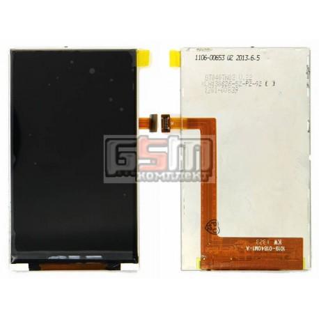 Дисплей для Lenovo A390, A390E, A390T, A690, #BT040TN02V.20/YT40F17X6-FPC-C/1019-01651M4-B