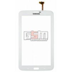 Тачскрин для планшета Samsung P3200 Galaxy Tab3, P3210 Galaxy Tab 3, T210, T2100 Galaxy Tab 3, T2110 Galaxy Tab 3, белый, (версия 3G)