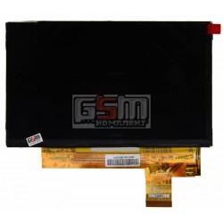 Дисплей для планшетов Hyundai X700; China-Tablet PC 7, (164*100 мм), 40 pin, 7, (1024*600), #73002013901B/73002013892B/E231732/E242868/94V-0 1220/94V-0 1221/20KK6292SRO281X/60UU09R01F826RY/20KK4943MA0263X