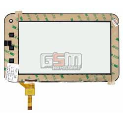 "Tачскрин (сенсорный экран, сенсор) для китайского планшета 7"", 12 pin, с маркировкой DTP-Group 300-N3988A-A00-V1.0 , YJ018FPC-V0"