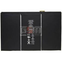 Аккумулятор для планшета Apple iPad 3, iPad 4, (Li-polimer 3.7V 11560mAh), с разборки, #616-0593