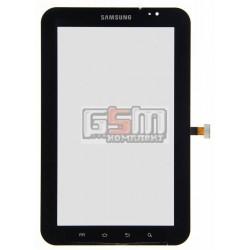 Тачскрин для планшета Samsung P1000 Galaxy Tab, P1010 Galaxy Tab , черный