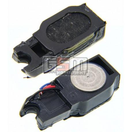 Динамик слуховой и полифонический (звонок) для Samsung D900, D900i, в рамке, с вибро