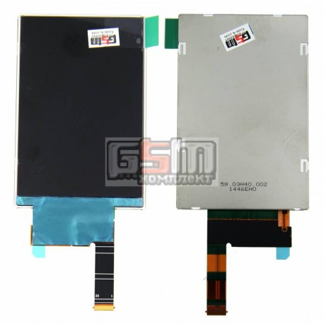 Дисплей для Sony Ericsson WT19