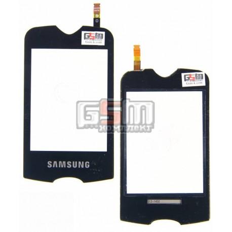 Тачскрин для Samsung S3370, черный