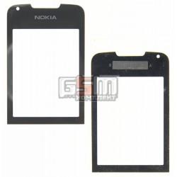 Стекло корпуса для Nokia 8800 Arte, carbon