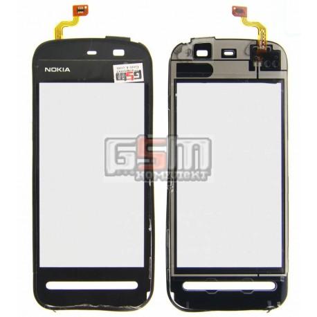 Тачскрин для Nokia 5228, 5230, 5233, 5235, черный