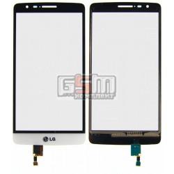 Тачскрин для LG G3s D722, G3s D724, белый