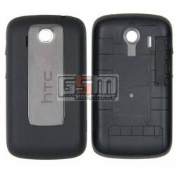 Задняя панель корпуса для HTC A310e Explorer, черная