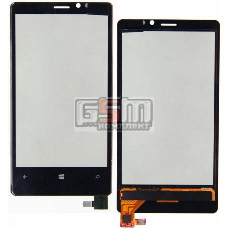 Тачскрин для Nokia 920 Lumia, черный