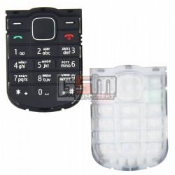 Клавиатура для Nokia 1202, черный, русская