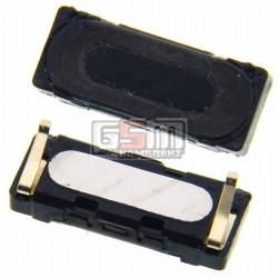 Динамик для HTC A320 Desire C, A3333 Wildfire, A810e ChaCha, A8181 Desire, G23, G7, G8 , P3400, S510e Desire S, S710e Incredible S, S720e One X, S728e One X+, T3333 Touch 2 Mega, T7373 Touch Pro2, Z710e Sensation, Z715e Sensation XE; Lenovo A60, A60+, A82