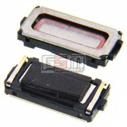 Динамик для Asus ZenFone 2 (ZE500CL), ZenFone 2 (ZE550CL), ZenFone 2 (ZE551ML), ZenFone 2 Laser (ZE500KL), ZenFone 4 (A400CXG),