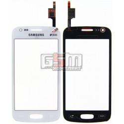 Тачскрин для Samsung S7270 Galaxy Ace 3, S7272 Galaxy Ace 3 Duos, белый