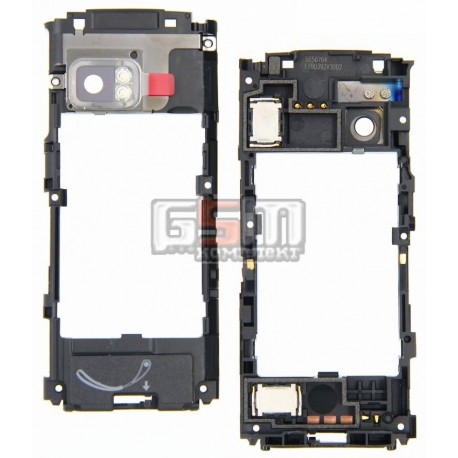 Средняя часть корпуса для Nokia X6-00, полная